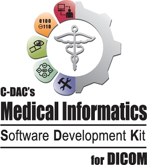 C-DAC's SDK for DICOM